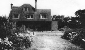 Crossings, their home in Danbury before the war, named after Walter de la Mare